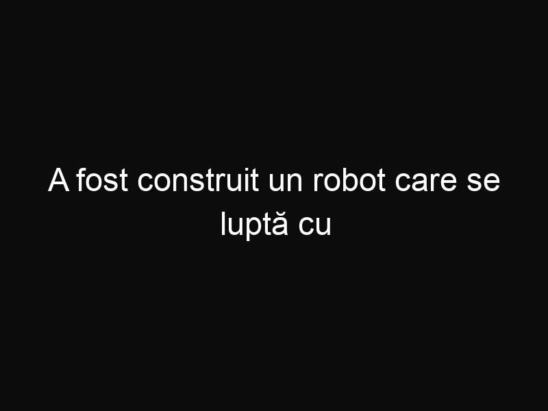 A fost construit un robot care se luptă cu epidemiile din întreaga lume