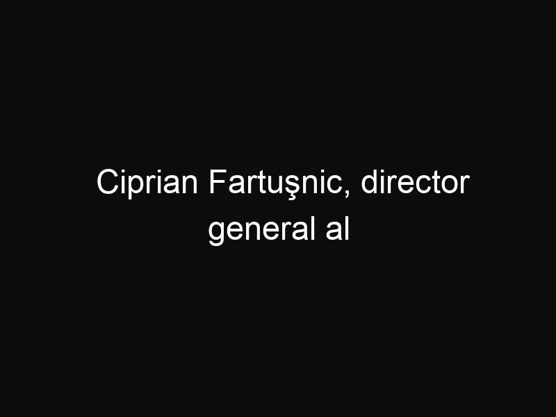 Ciprian Fartuşnic, director general al Institutului de Ştiinţe ale Educaţiei: Mai bine ca vânzătorul la butic să aibă diplomă de facultate