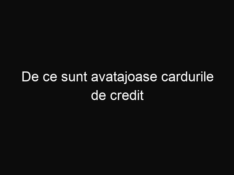 De ce sunt avatajoase cardurile de credit WIZZAIR-BANCPOST