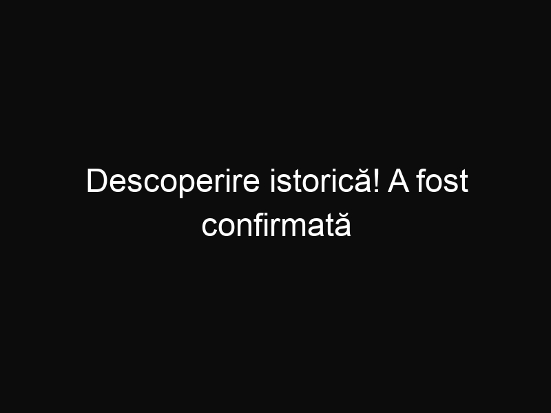 Descoperire istorică! A fost confirmată prezența undelor gravitaționale în univers