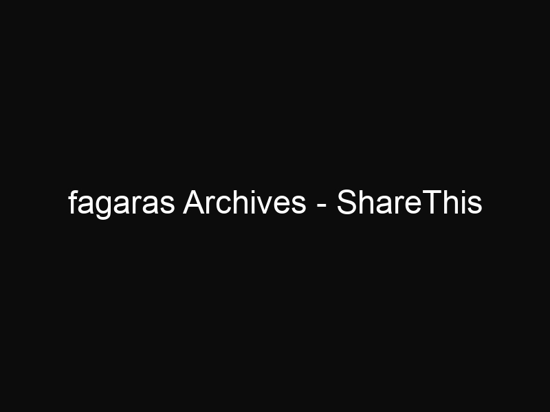 fagaras Archives - ShareThis