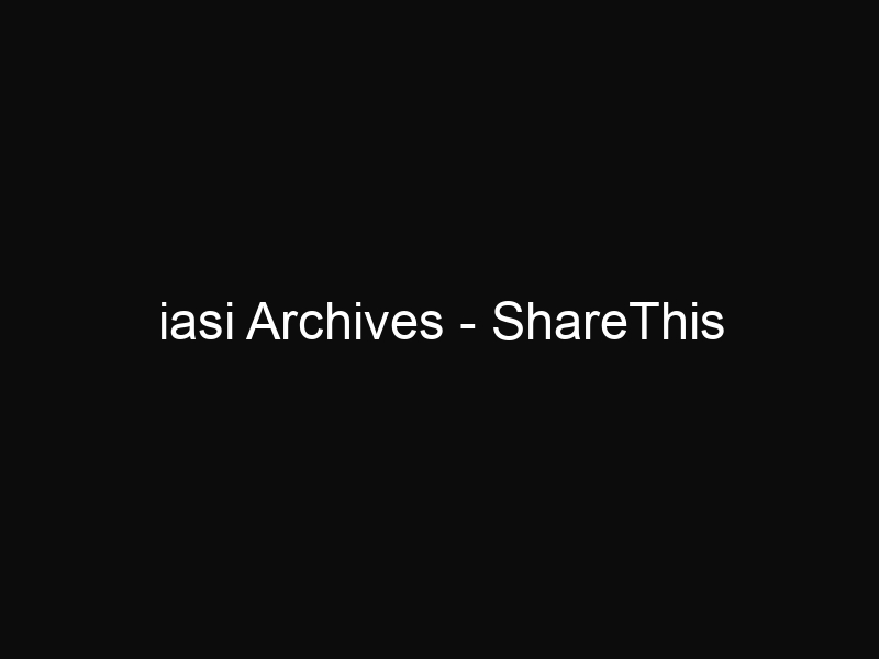 iasi Archives - ShareThis