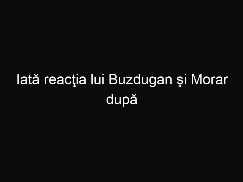 Iată reacţia lui Buzdugan şi Morar după afirmaţiile rasiste făcute la Radio Zu