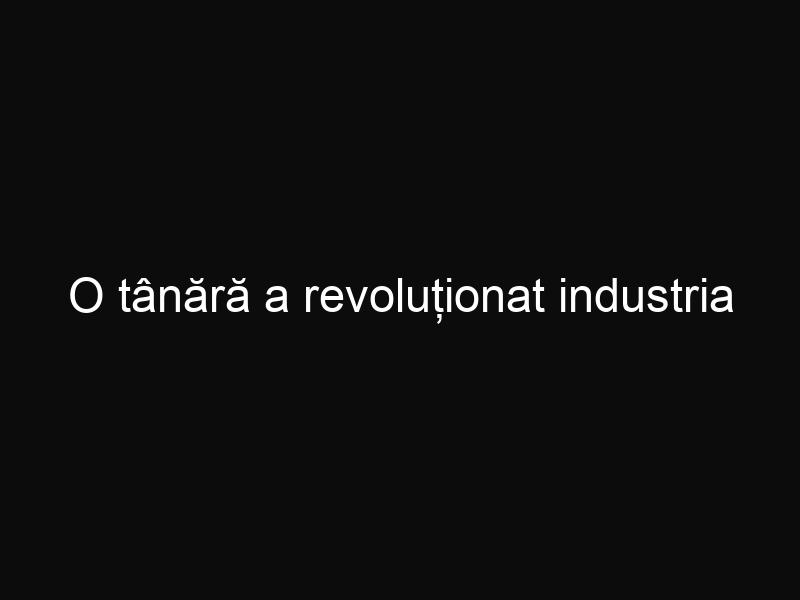O tânără a revoluționat industria machiajului. Vei rămâne uimită de ce simplu e să te machiezi acuma!