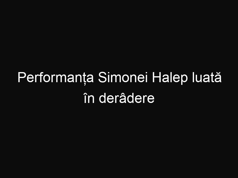 """Performanța Simonei Halep luată în derâdere de Radu Banciu: """"Simona este o țărăncuță"""""""
