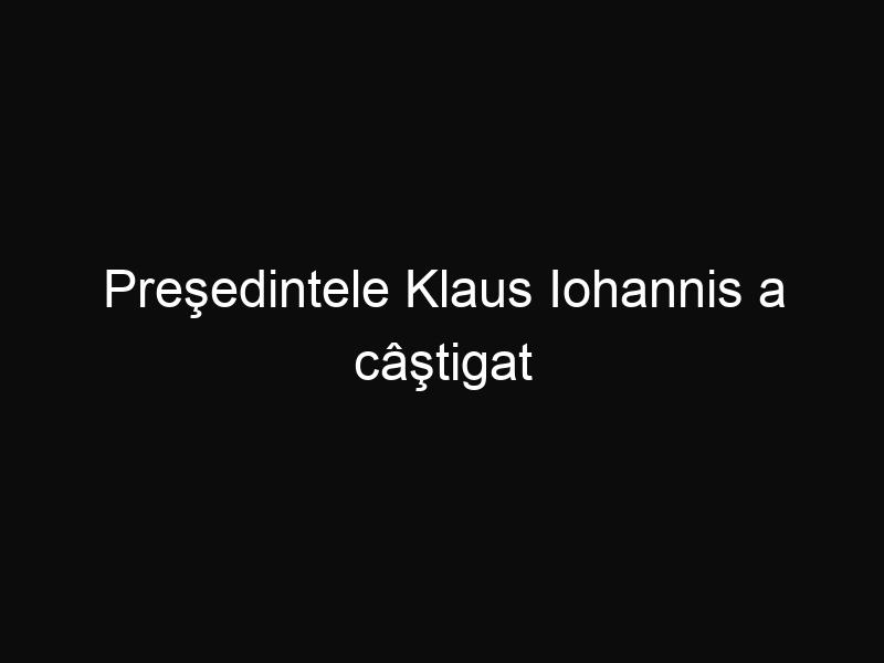 Preşedintele Klaus Iohannis a câştigat procesul cu ANI în dosarul de incompatibilitate