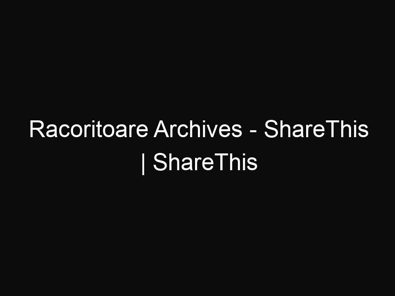 Racoritoare Archives - ShareThis | ShareThis
