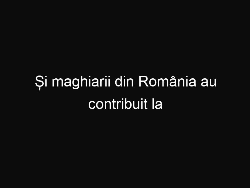 Și maghiarii din România au contribuit la succesul lui Klaus Iohannis