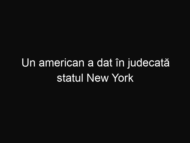 Un american a dat în judecată statul New York cerând daune de 2.000.000.000.000.000.000.000.000.000.000.000.000 de dolari