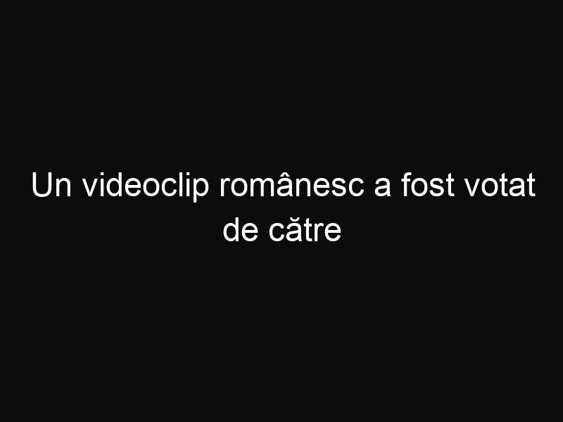 Un videoclip românesc a fost votat de către celebra publicație Huffington Post ca fiind cel mai ciudat