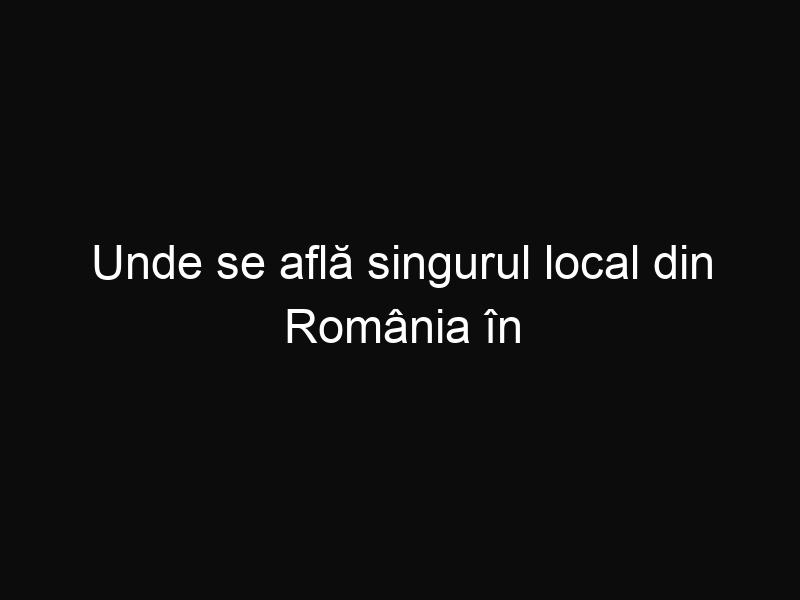 Unde se află singurul local din România în care este interzis accesul proștilor, polițiștilor și politicienilor