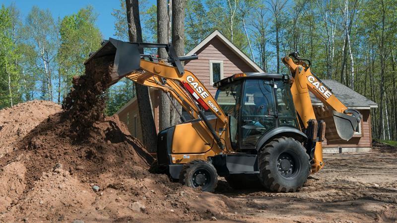 Utilaje de construcții folosite în construcția unei case